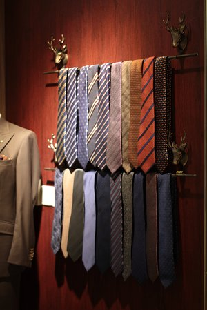 Tie Section