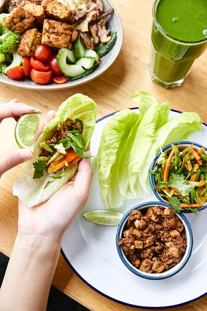 One of our most popular starters, Sung Choi Bao.