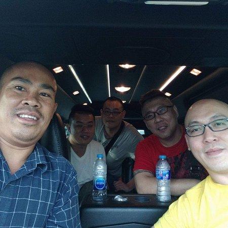 Ponchai Taxi & Van Tour Thailand