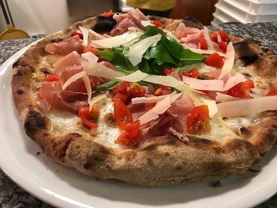 pizza crudaiola #crudaiola #molinovigevano