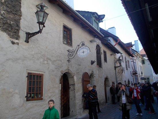 Ulica u Tallinu