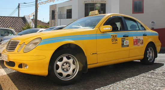 Кальета, Португалия: Cassiano's Taxi