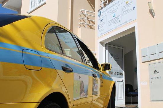 Кальета, Португалия: Our Office in Arco da Calheta