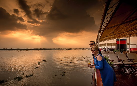 Pandaw River Cruises: Onboard the RV Mekong Pandaw on the Mekong River Cambodia