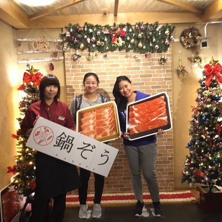 Nabezo Shinjuku 3 Chome: Thank you for coming today!! Please visit us again=]]