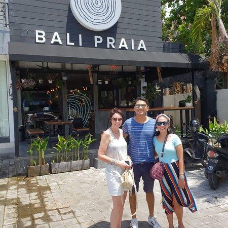 Bali Praia Cafe