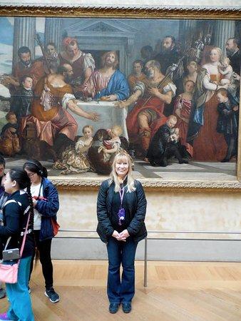 Sla de wachtrij over: Wandeling door het Louvre Museum inclusief Venus van Milo en Mona Lisa: on the middle of crowd