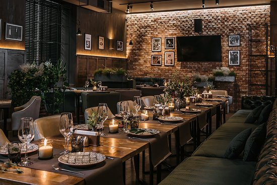 Bootlegger Family Restaurant&Bar Ambience