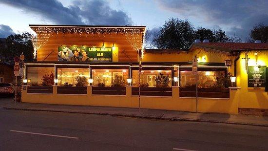 """XXL Restaurant Leopoldauer Alm: Christmas in VIENNA must see the """"Best Restaurant in Vienna"""" 2018 !!!!!"""