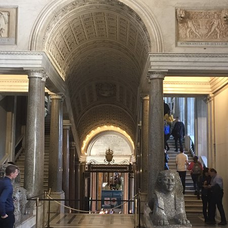 Had a fantastic day in the Vatican City. Visited the museums, Cistine Chapel, St Peters Basilica and St Peters Square.  We took a guided tour which was definitely worth doing.