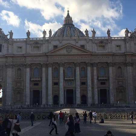 Visit to the Vatican City