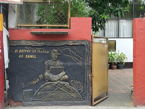 Angono, Philippines: great works of Carlos 'Botong' Francisco