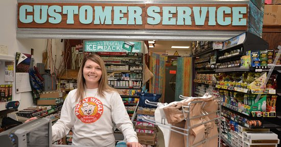 Piggly Wiggly Apalachicola: Here at Piggly Wiggly, we're not like other like other Apalachicola grocery stores. We offer warm, hometown service and first-class products. It's truly the best of both worlds!