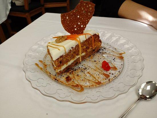 Marisqueria Casa Jose: La tarta estaba deliciosa