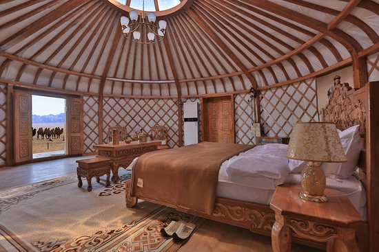 Gobi Nomad Lodge-bild