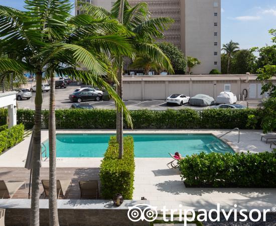 Pool at the Pools at the Elita Hotel