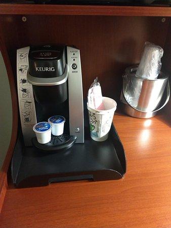 Wise, Вирджиния: Keurig coffee system