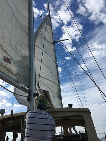 Mi Casa Viajes - Private Day Trips: great day for sailing