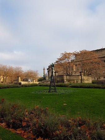 St.John's Gardens: Great garden area