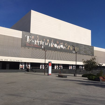 Adda - Auditorio de la Diputacion de Alicante