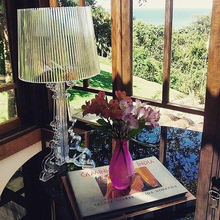 Área social , Recepção e Restaurante - Picture of Morada dos Bougainvilles, Praia do Rosa