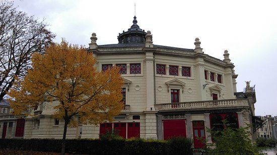 Cirque Jules Verne à Amiens, 11 novembre 2018...
