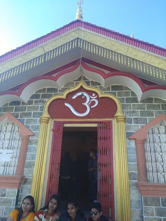 Main Building of Temple Mata Surkanda Deviji