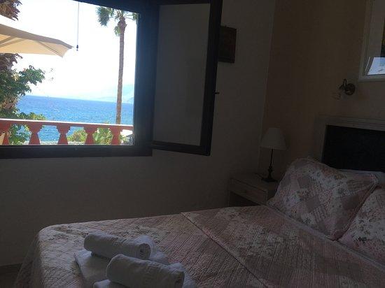 Double bedroom - upper floor apartment