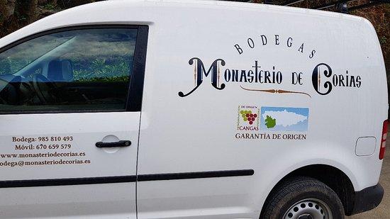 Bodega Monasterio de Corias - Cangas de Narcea