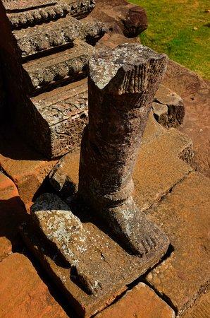 "Phanom Rung Historical Park (Prasat Hin Phanom Rung): Phanom Rung Historical Park, (Thai: อุทยานประวัติศาสตร์พนมรุ้ง จ.บุรีรัมย์) , GPS: 14.532309 N, 102.944692 E (14°31'56.3""N 102°56'40.9""E)"