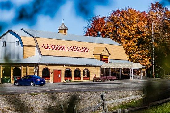 Theatre D'ete la Roche a Veillon