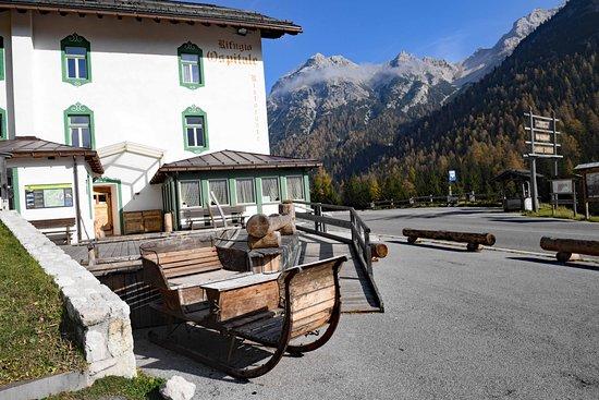 Ristorante Locanda Ospitale Prices B B Reviews Italy