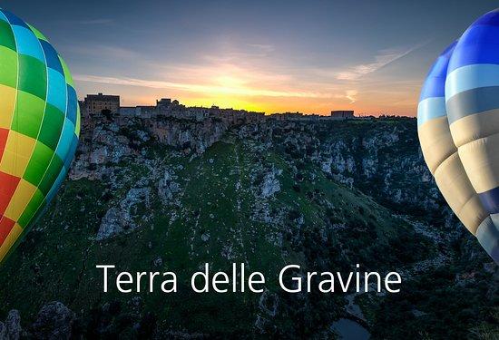 Il Parco Naturale Regionale Terra delle Gravine è un'area naturale protetta regionale istituita in Puglia nel 2005 per proteggerne il patrimonio paesaggistico e faunistico.  Si estende per circa 28.000 ettari ed è esteso sul territorio di 13 Comuni della Provincia di Taranto (Ginosa, Laterza, Castellaneta, Mottola, Massafra, Palagiano, Palagianello, Statte, Crispiano, Martina Franca, Montemesola, Grottaglie, S.Marzano) e di un Comune della Provincia di Brindisi (Villa Castelli).