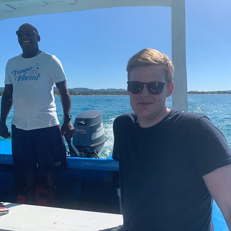 We absolutely loved our tour with Vincent! It was extremely well priced especially compared to other excursions we did, and very personal. Vincent swam with us, showed us starfish, lobster, moray eels, sea slugs, and all sorts of other amazing wildlife! Very long snorkeling tour (1.5 hrs) and he even picked us up and dropped us off at our hotel.