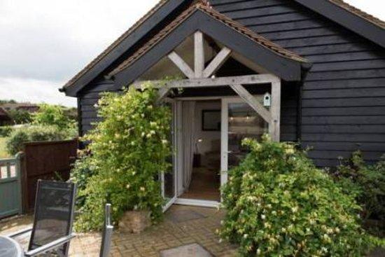 Harrietsham, UK: entrance to Oak