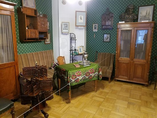 Andrey Bely's Memorial Apartment