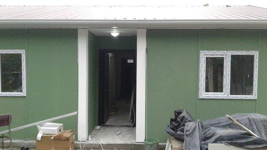 Borcka, Turkey: Artvin Borçka da yaptığımız 95m2 prefabrik binamız http://www.modernprefabrik.com - http://www.anahtarteslimprefabrik.com Sipariş Tel: 0850 205 34 81 - 0533 600 28 19