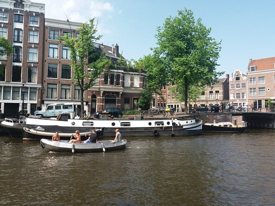 Амстердам, Нидерланды: Amsterdam maggio 2018