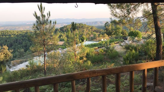 """Sanilhac, France: view from """"la cabana"""""""