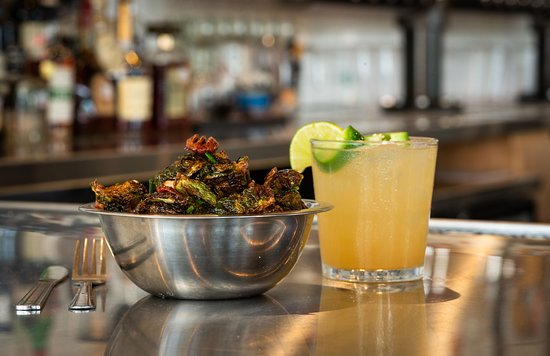 Industry: Crispy brussels sprouts