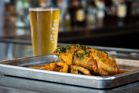 Industry: Fish & Chips