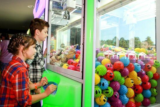 Yogi Bear's Jellystone Park Camp-Resort Luray: Arcade