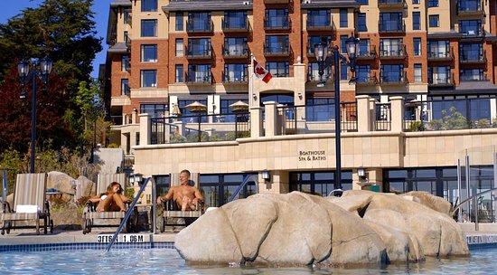The Boathouse Spa & Baths