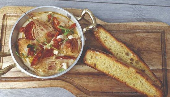 La Nuci Restaurant & Ballroom: House Chorizo Beans