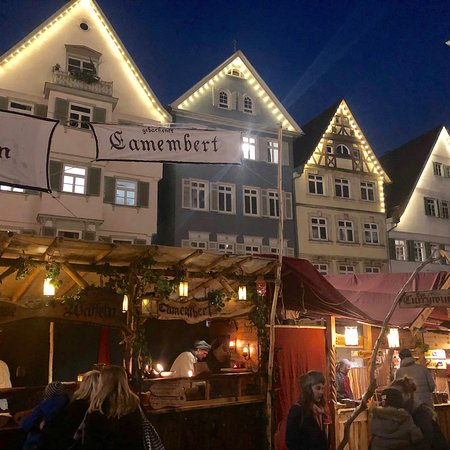 Christmas and Medieval Market Foto