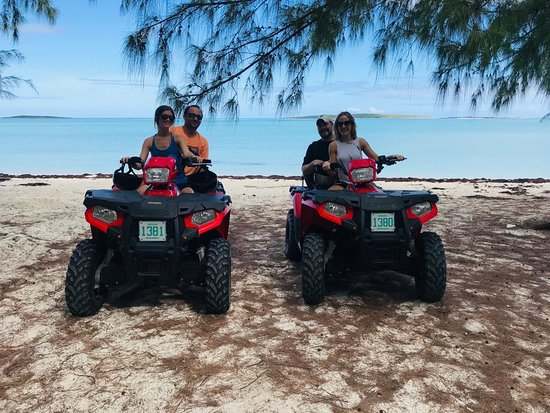 We love the hopeless romantics. Get cozy on a J & S Buggy. Enjoy the beach or ride the strips.