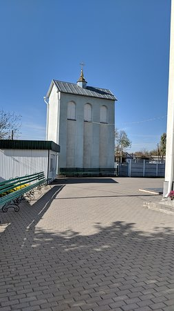 Hoshcha, ยูเครน: Дзвінниця