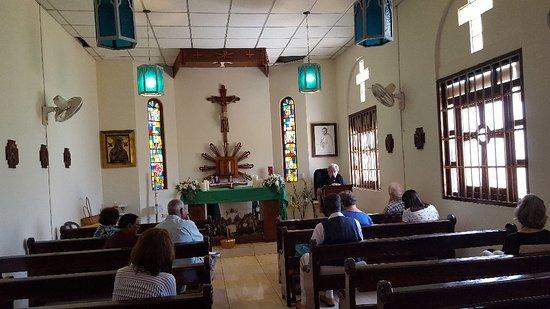 San Agustin Roman Catholic Church