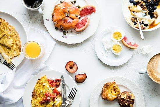Le Compoir Cuisine du Marché Déjeuner Breakfast