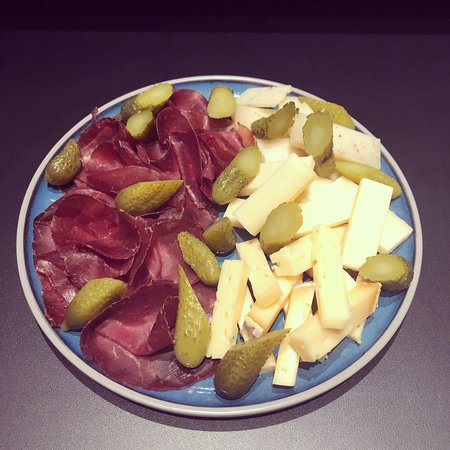 Charcuterie & Fromages